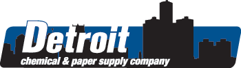 Detroit Chemical & Paper Supply Company Logo